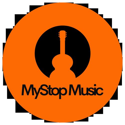 MyStop Music Logo